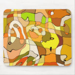 artistic background mouse mats