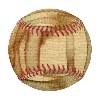 Artistic background watercolor 2 baseball