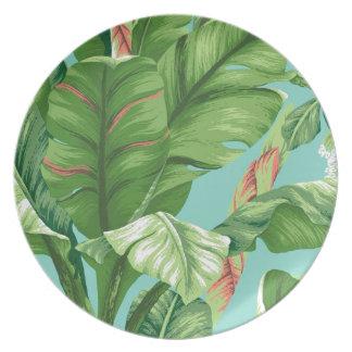 how to make banana leaf plates