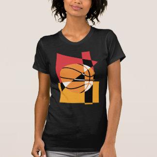 Artistic Basketball Tshirts