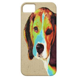 Artistic Beagle iPhone SE/5/5s Case