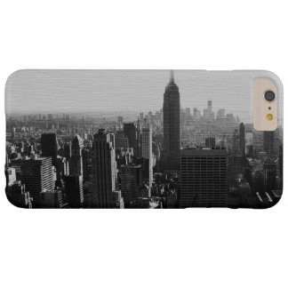 Artistic Black White New York iPhone 6 Plus Case