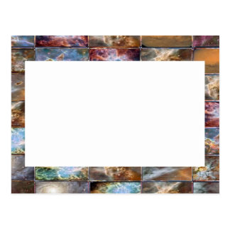 Artistic Border -  Add your text or Image Postcards