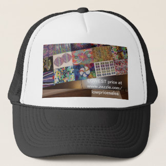 Artistic BUSINESS Giveaway : Editable Replace Text Trucker Hat