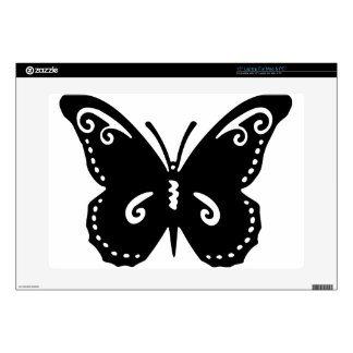 Artistic Butterfly Decal For Laptop