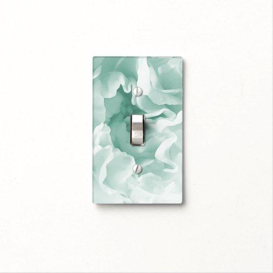 Artistic Carnation Flower Light Switch Cover Zazzlecom