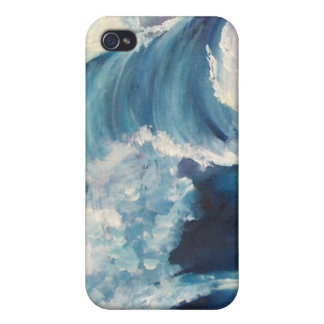 artistic  case for iPhone 4