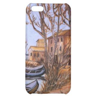 artistic  case for iPhone 5C