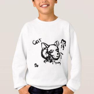 Artistic Cat Sweatshirt