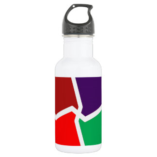 ARTISTIC Color Graphic INTENSE Energy Stainless Steel Water Bottle