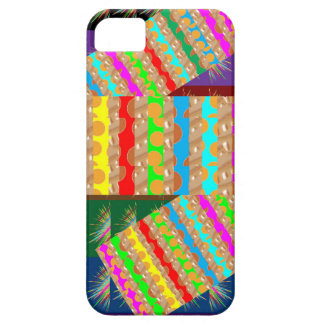 ARTISTIC Colorful Patch work: Great Gift OCCASIONS iPhone SE/5/5s Case