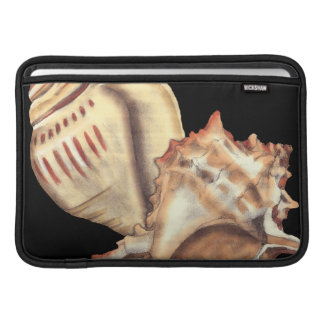 Artistic Conch Shells Sleeve For MacBook Air