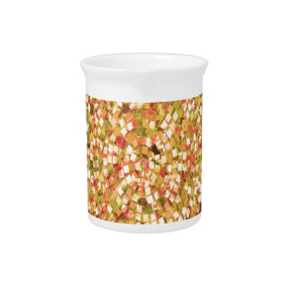 Artistic Confetti Template DIY Add Text IMG gifts Pitcher