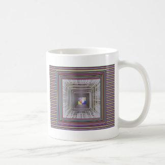 ARTISTIC Cosmic Infinity ART Light end of Tunnel Coffee Mug