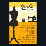 """Artistic Craft Atelier Seamstress Fashion Designer Flyer<br><div class=""""desc"""">Best selling seamstress,  dressmaker,  crafter,   fashion consultants professional business flyer.   Perfect marketing tool to help you market and promote your clothing alteration business or/and handcrafted   handmade fashion products.  A great handout to advertise &amp; market your profession,   skills and handmade products.</div>"""
