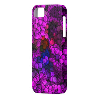 artistic cubes 2 (I) iPhone SE/5/5s Case