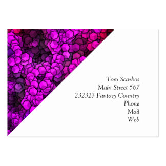 artistic cubes 2 (I) Large Business Card