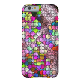 artistic cubes 3 (I) Barely There iPhone 6 Case