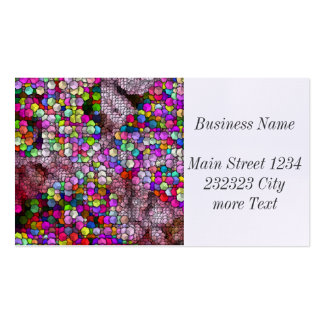 artistic cubes 3 (I) Business Card
