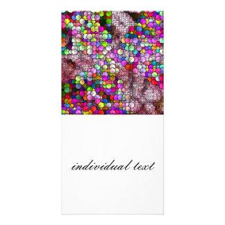 artistic cubes 3 (I) Card
