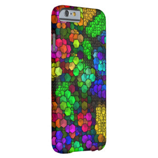 artistic cubes 4 vivid (I) Barely There iPhone 6 Case