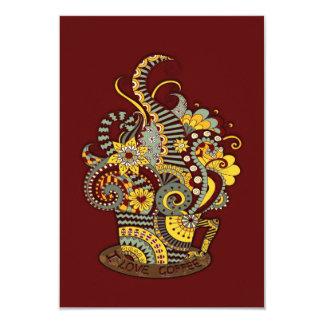 Artistic-doodle-drawing art card