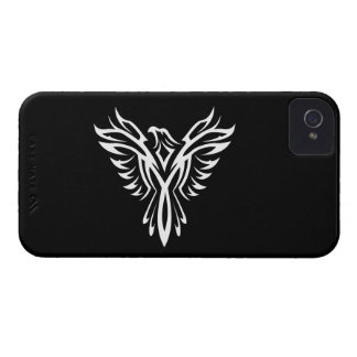 Artistic Eagle Silhouette iPhone 4 Cases