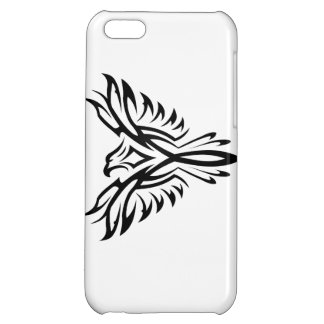Artistic Eagle Silhouette iPhone 5C Cases