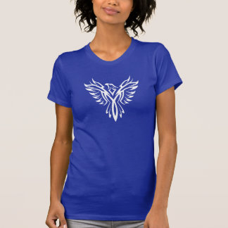 Artistic Eagle Silhouette T-Shirt