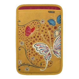 Artistic Fantasy Butterflies MacBook Sleeves