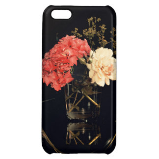 Artistic Floral still life with Rose and Hydrangea Cover For iPhone 5C