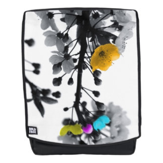 Artistic Flowers Backpack
