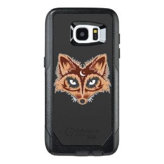 Artistic Fox OtterBox Samsung Galaxy S7 Edge Case