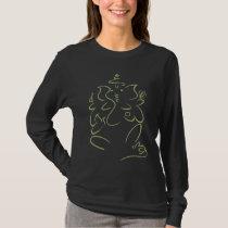 Artistic Ganeshji T-Shirt