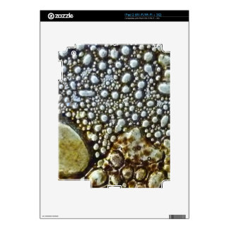 Artistic Glass Texture Skins For The iPad 2