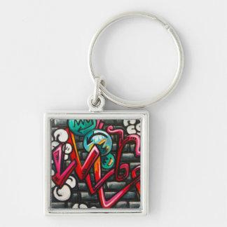 Artistic Graffiti Products Keychain