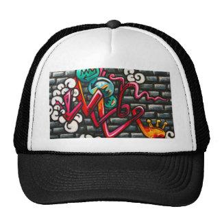Artistic Graffiti Products Trucker Hat