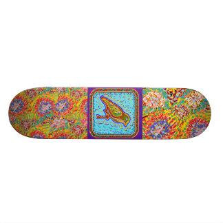 Artistic Graphic Selections Custom Skateboard