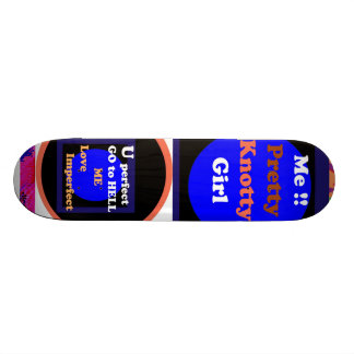 Artistic Graphic Selections Skateboard Deck