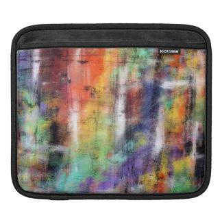 Artistic Grunge iPad Sleeve