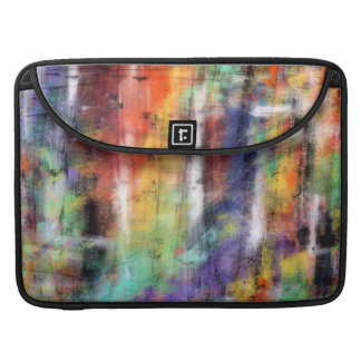 Artistic Grunge Sleeve For MacBook Pro
