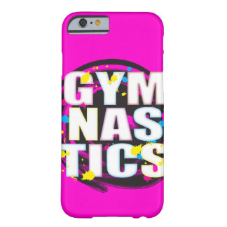 Artistic Gymnastics Paint Pink iPhone 6 Case