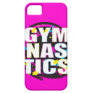 Artistic Gymnastics Paint Pink iPhone 5 Covers