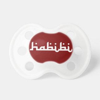 Artistic Habibi Baby Pacifiers