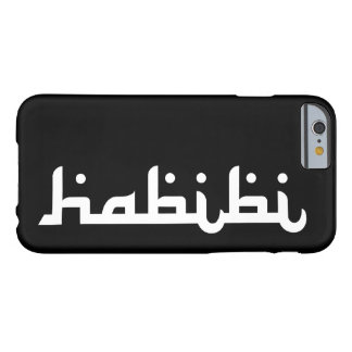 Artistic Habibi Barely There iPhone 6 Case
