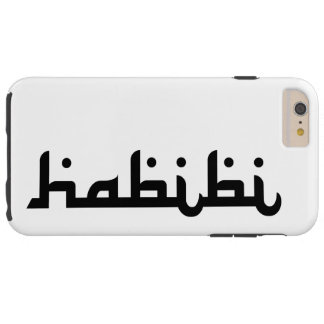 Artistic Habibi Tough iPhone 6 Plus Case