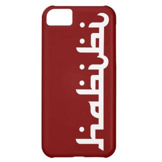 Artistic Habibi iPhone 5C Cases