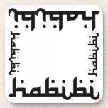 Artistic Habibi Coaster