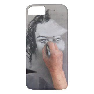 Artistic Intentions iPhone Case