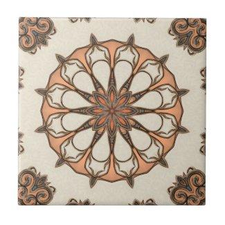 Artistic Italian Style Geometric Ceramic Tile